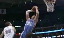 Blake Griffin Posterizes A Bunch Of Nuggets Players (Video)