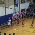 bounce pass alley-oop buzzer beater