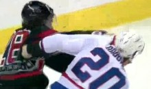 Frozen Fisticuffs Fight Of The Night — Brouwer vs. Faulk — 2/20/12