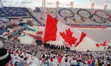 This Day In Sports History (February 13th) – Calgary '88