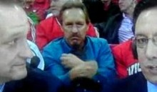 Was That Chuck Norris At The Wisconsin-Ohio State Game? (Video)