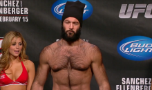 Dave Herman Is The UFC's Hairiest Man (Pics)