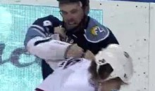Frozen Fisticuffs Fight Of The Night — White vs. Gudbranson — 2/26/12