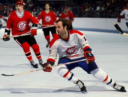 guy lafleur 1974-75 montreal canadiens