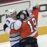 hartnell goal and fight