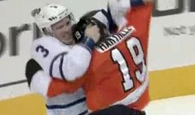Flyers' Scott Hartnell Scores And Fights On The Same Play (Video)