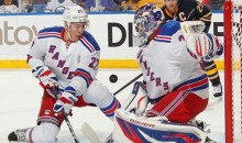 Stat Line Of The Night — 2/1/12 — Henrik Lundqvist