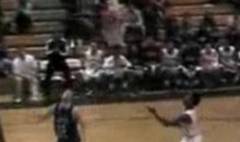 High School Basketball Player Scores Game-Winning Basket For The Other Team (Video)