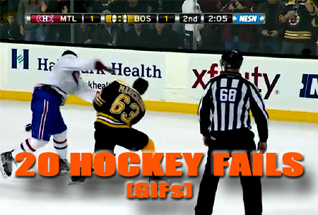 hockey fails gifs