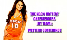 The NBA's Hottest Cheerleaders (By Team): Western Conference