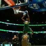 jeremy evans dunk contest