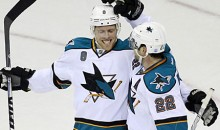 Stat Line Of The Night — 2/13/12 — Joe Pavalski