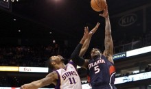 Stat Line Of The Night — 2/15/12 — Josh Smith