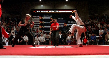 the karate kid original