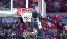 Purdue's Kelsey Barlow Posterizes OSU's Jared Sullinger (Video)