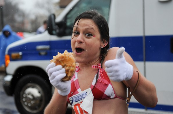 Krispy Kreme Challenge 2011/Photo by Becky Kirkland