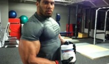 LaRon Landry Has Muscles Growing On Top Of His Muscles (Photo)