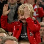 liverpool kid pokes eye