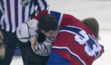 Frozen Fisticuffs Fight Of The Night — McQuaid vs. White — 2/15/12