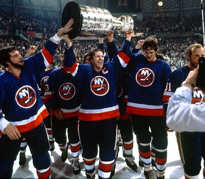 new york islanders dynasty stanley cup
