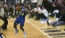 Paul George Throws Down A Nasty Double-Pump Reverse Jam (Video)