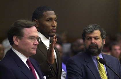 ray lewis trial