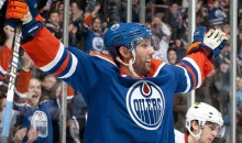 Stat Line Of The Night — 2/2/12 — Sam Gagner
