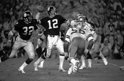 terry bradshaw super bowl xiii