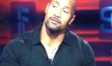 "The Rock Says ""Bullsh-t"" During Live Sportscenter Broadcast (Video)"