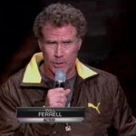 will ferrell player intro