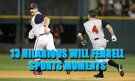 will ferrell sports moments