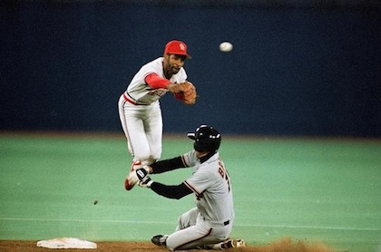 #1 Ozzie Smith