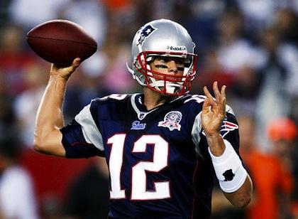 #12 Tom Brady