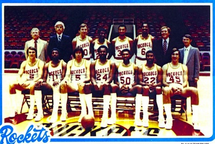 1982-83 houston rockets