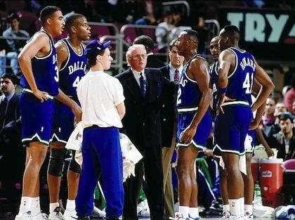 1993 Dallas mavericks