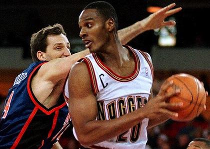 1997-98 Denver nuggets
