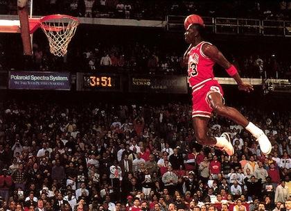 #23 Michael Jordan