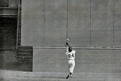 #24 willie mays