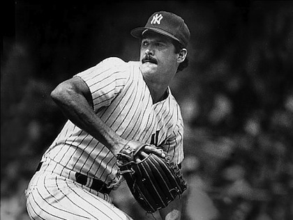 #49 ron guidry