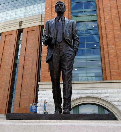 bud selig statue