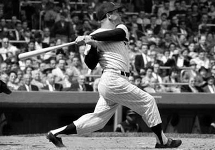 #7 mickey mantle