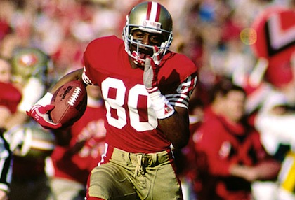 #80 Jerry Rice
