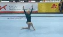 Check Out The Gracefulness Of This 86-Year-Old Gymnast (Video)