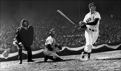 #9 ted williams