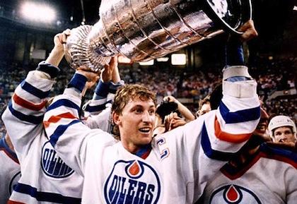 #99 Wayne Gretzky
