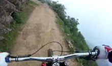 Alejandro Paz Goes On An Insane Bike Ride Through A Peruvian Rock Garden (Video)