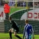 Dalibor Veselinović bicycle kick goal
