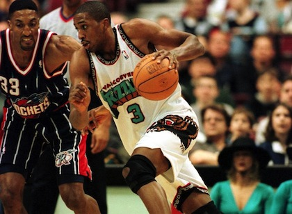Shareef_Abdur_Rahim vancouver grizzlies 1996