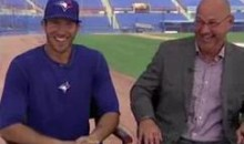 Blue Jays' J.P. Arencibia Gives Us This Tim Kurkjian Impersonation (Video)