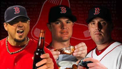 beckett, lackey, lester
